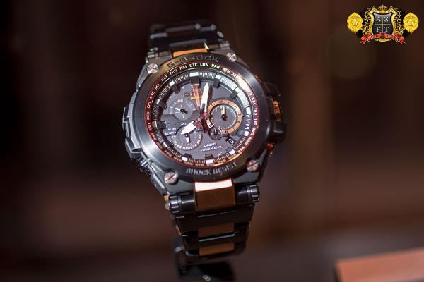Casio MT-G Metal Twisted G-Shock MTGS1000BD-5A