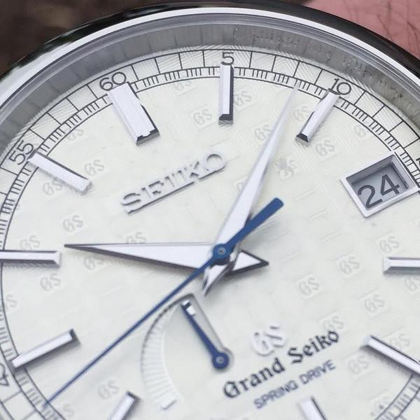 Grand Seiko Spring Drive 9R 10th Anniversary Limited Edition SBGA111