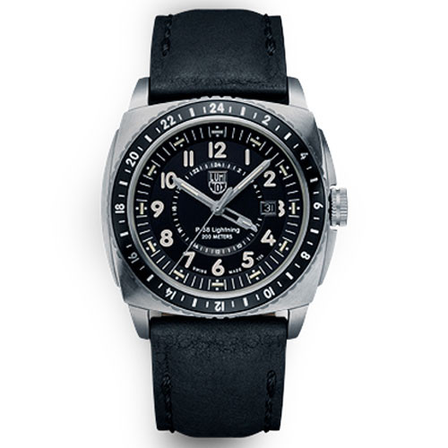 Luminox Air P-38 Lightning GMT Quartz A.9421