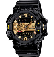 Casio G-Shock Classic Bluetooth G'Mix GBA400-1A9