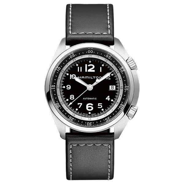 HAMILTON KHAKI AVIATION PILOT PIONEER AUTO H76455733
