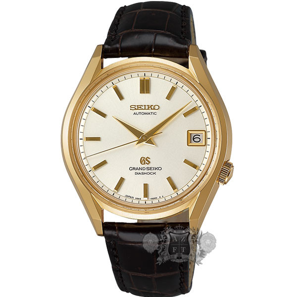Grand Seiko Historical Collection 62GS Automatic 18k Yellow Gold SBGR092  4/100