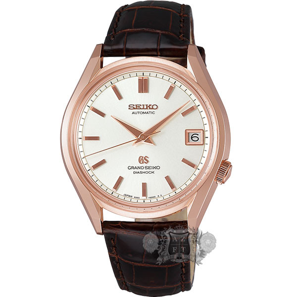 Grand Seiko Historical Collection 62GS Automatic 18k Rose Gold SBGR094