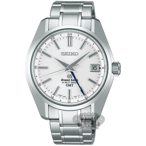 Grand Seiko Mechanical Hi-Beat GMT SBGJ011