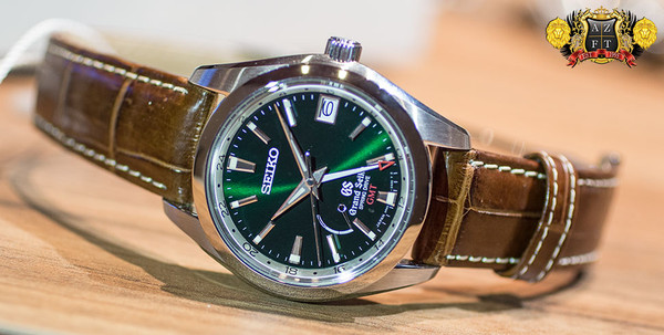 Grand Seiko Spring Drive GMT SBGE033 Limited Edition