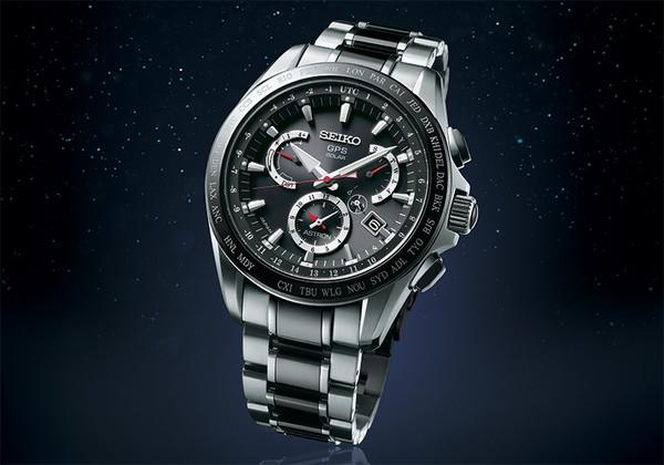 Seiko Astron GPS Solar Dual Time SSE041