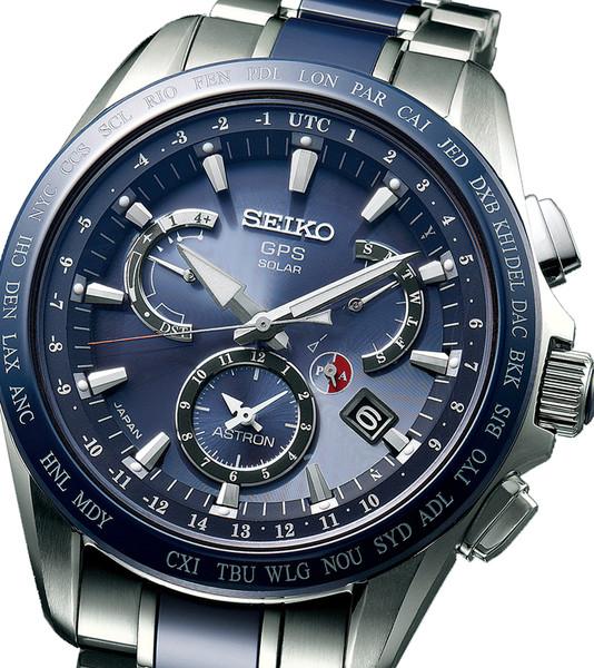 Seiko Astron GPS Solar Dual Time SSE043