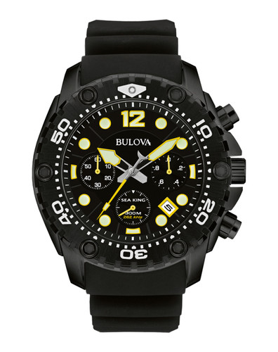 Bulova Sea King Chronograph UHF 98B243