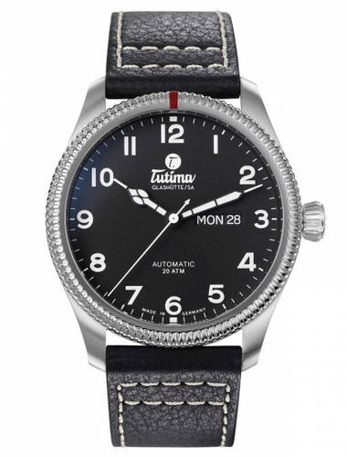 Tutima Glashutte Grand Flieger Classic Automatic 6102-01