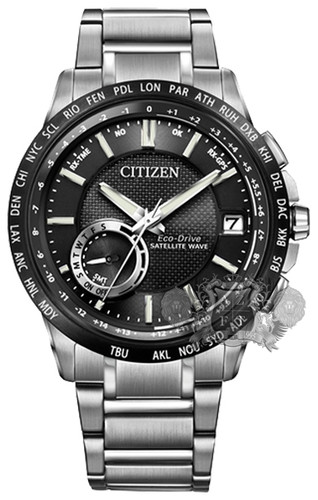 Citizen Satellite Wave GPS F150 CC3005-85E