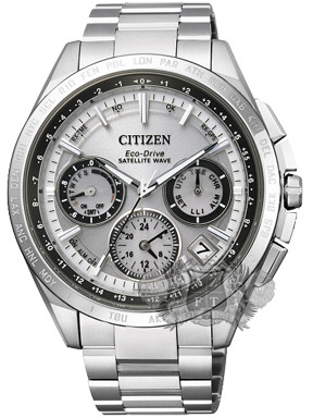 Citizen Attesa Eco-Drive Satellite Wave F900 CC9010-74A