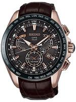 Seiko Astron GPS Solar Dual Time SSE060 Novak Djokovic Limited Edition