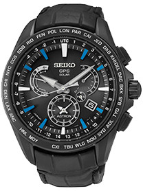 Seiko Astron GPS Solar Dual Time SSE067 USA Limited Edition