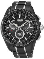Seiko Astron GPS Solar Dual Time SSE065 USA Limited Edition
