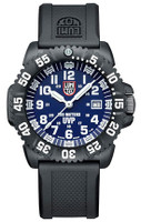 Luminox Scott Cassell Set Blue Dial