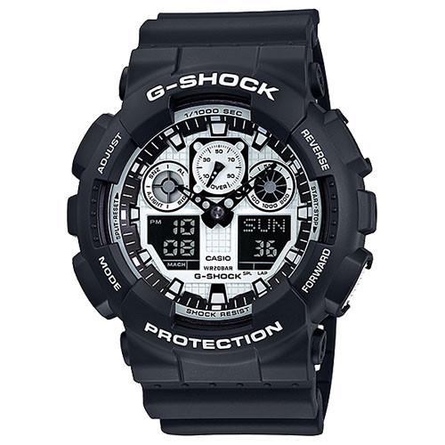 Casio G-Shock Classic GA100BW-1ACR