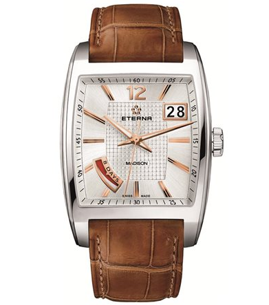 Eterna Madison Eight-Days With Eterna Spherodrive - Ref. 7720.41.13.1229