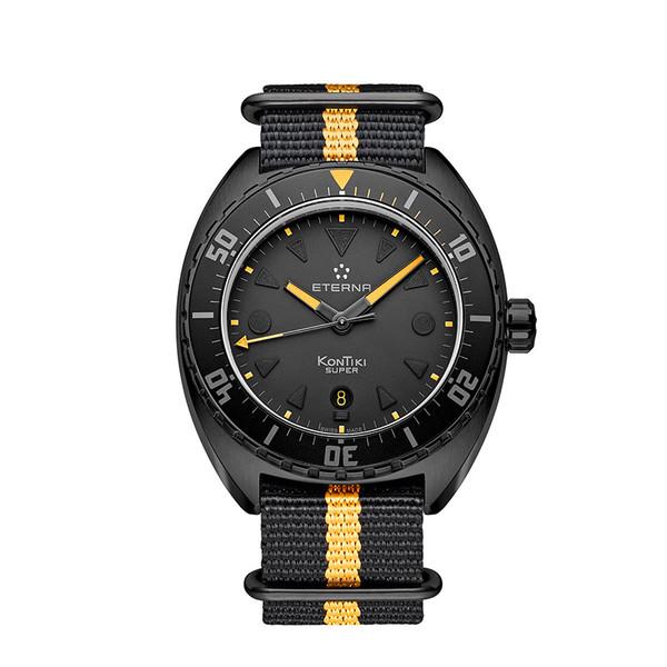 Eterna Super Kontiki Black Limited Edition - Ref. 1273.43.41.1365