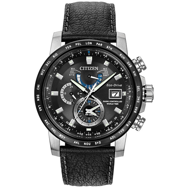 Citizen Eco-Drive A-T World Time AT9071-07E