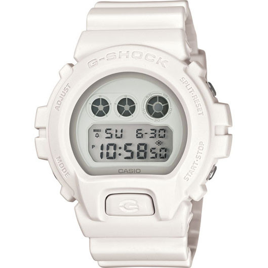 Casio G-Shock Classic DW6900WW-7 White Out Limited Edition