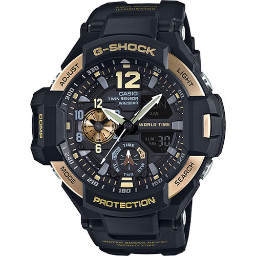 Casio G-Shock Master Of G Gravity Master GA1100-9GCR