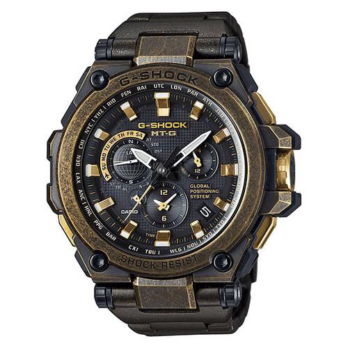 Casio MT-G Metal Twisted G-Shock GPS Hybrid MTG-G1000 MTGG1000BS-1A