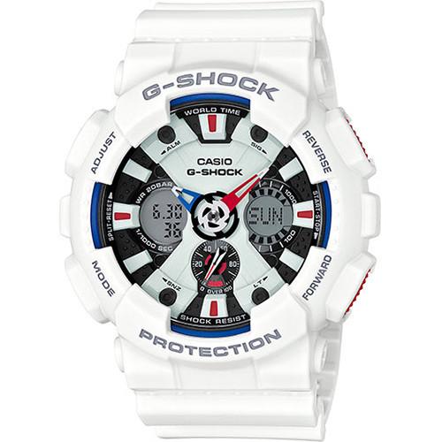 Casio G-Shock Ana-Digital TRICOLOR  GA120TR-7ACR