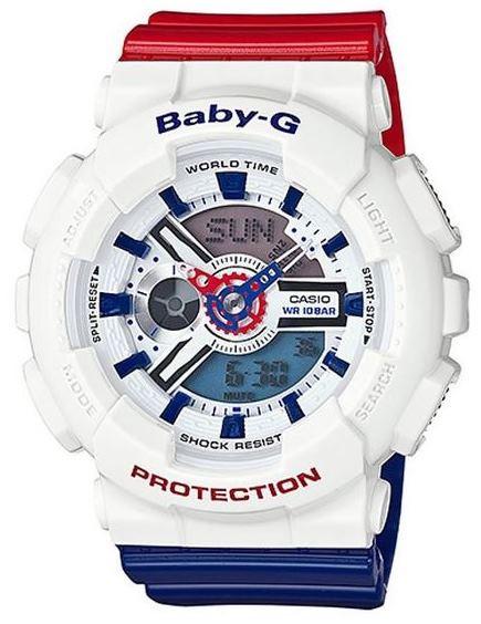 Casio G-Shock Baby-G Ana-Digital 3D BA110TR-7ACR