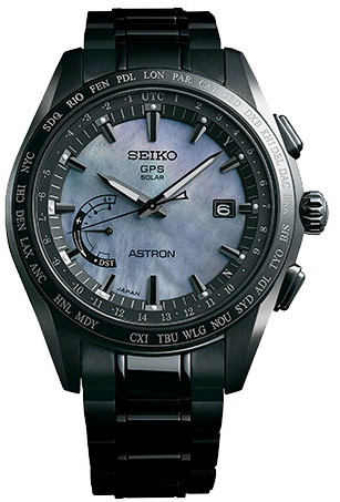 Seiko Astron GPS Solar SSE091 Limited Edition