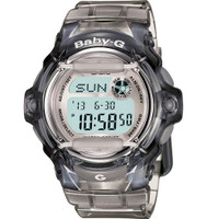 Casio Baby-G Whale Clear/Rose Digital BG169R-8BCR