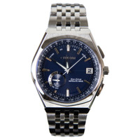 Citizen Satellite Wave World Time GPS CC3020-57L
