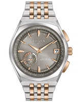 Citizen Satellite Wave World Time GPS CC3026-51H