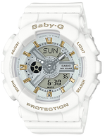 Casio Baby-G Ana-Digital 3D Dial BA110GA-7A1CR