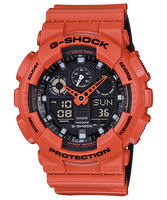 Casio G-Shock Ana-Digital 3 Eye Military GA100L-4ACR