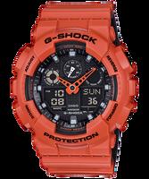 Casio G-Shock Ana-Digital 3 Eye Military GA100L-4ACR