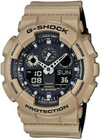 Casio G-Shock Ana-Digital 3 Eye Military GA100L-8ACR