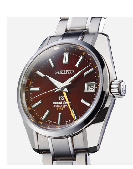Grand Seiko Mechanical Hi-Beat GMT SBGJ021