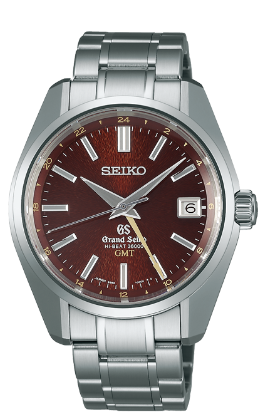 Grand Seiko Mechanical Hi-Beat GMT SBGJ021