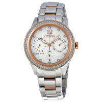 Citizen Ladies Eco-Drive Day Date FD2016-51A