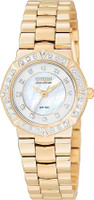Citizen Ladies Eco-drive 40 Diamond Rose Gold EP5833-58D