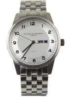 Maurice De Mauriac Swiss Men's Stainless Steel Automatic AM_MO_918_12_M