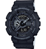 Casio G-Shock Perforated Band   ga110lp-1acr