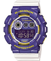 Casio G-Shock Classic GD120CS-6