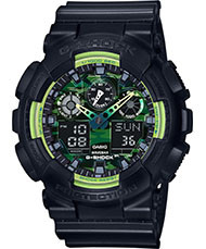 Casio G-Shock Ana-Digital 3 Eye Military GA100LY-1A