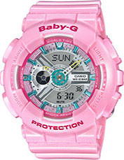 Casio G-Shock Baby-G BA110CA-4A