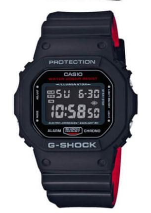 Casio G-Shock Classic DW5600HR-1CR