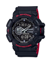 Casio G-Shock ROTARY METALLICA GA400HR-1ACR