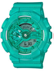 Casio G-Shock S Series GMAS110VC-3ACR