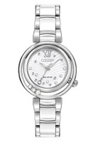 Citizen Ladies Eco-Drive L Series Sunrise EM0320-83A