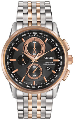 Citizen Eco-Drive A-T World Chrono AT8116-57E